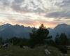 I colori del tramonto....