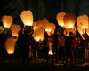 ...lanterne volanti