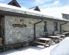 Inverno al rifugio passo san marco 2000