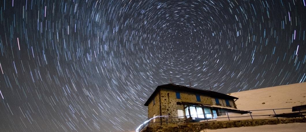 La Grassi sotto il cielo stellato