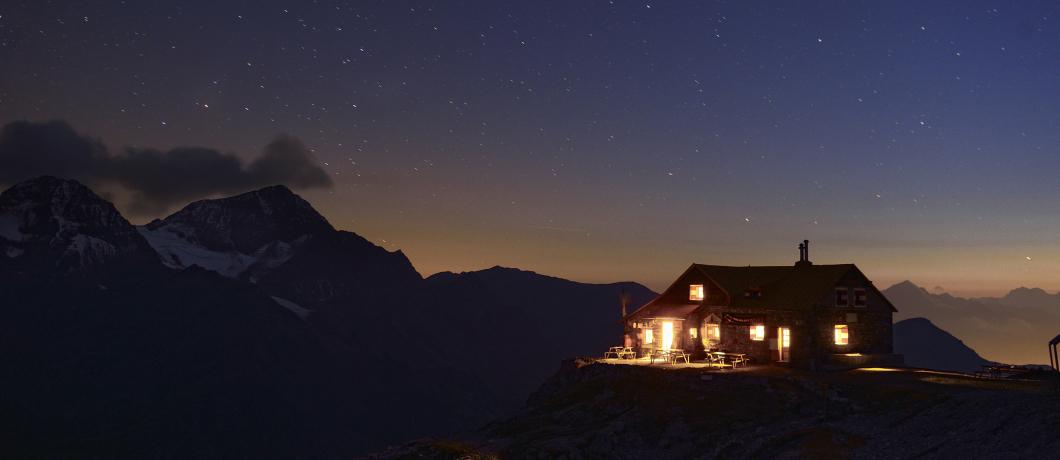 Rifugio Quinto Alpini - Rifugio del cuore