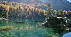 Gita al lago di Saoseo