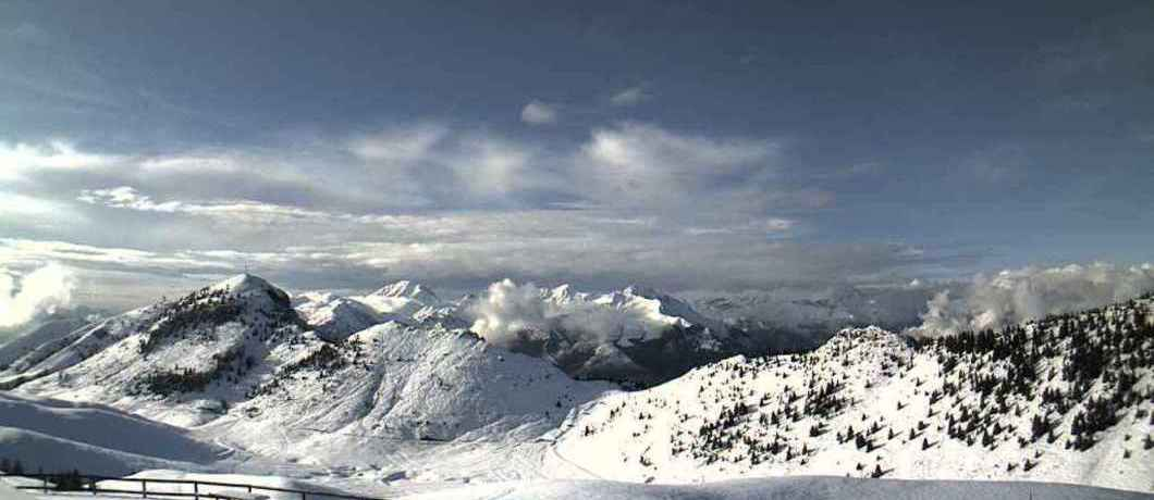 Webcam rifugio parafulmine