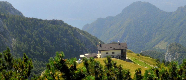 rifugio Bietti-Buzzi