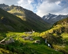 Nucleo Malghera, il rifugio e le sue montagne