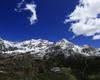 Foto panoramica del rifugio