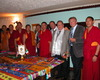 monaci profughi tibetani