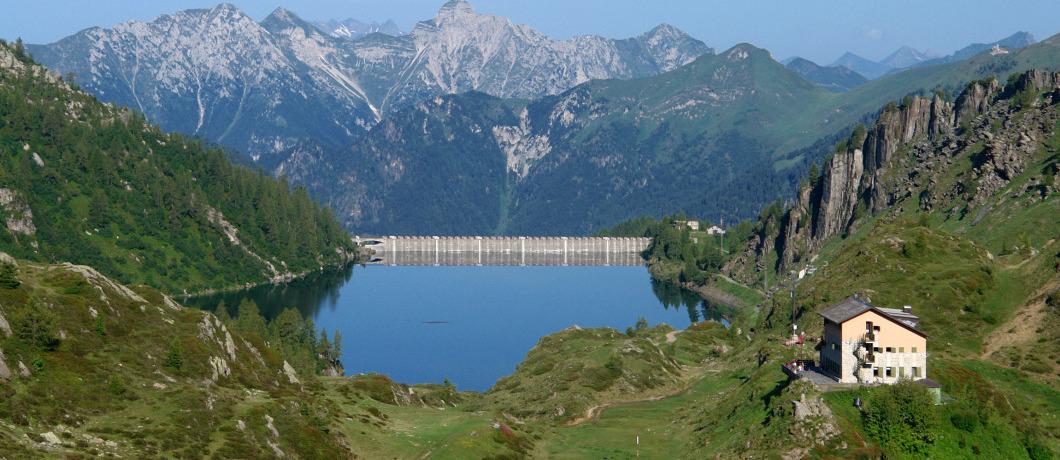 Rifugio Calvi - Lago Fregabolgia