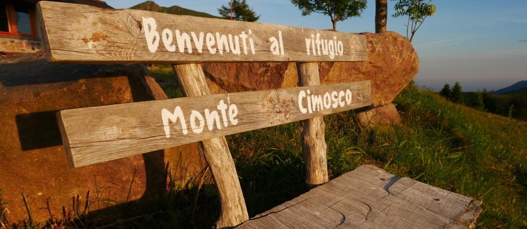rifugio alpe Cimosco