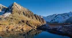 Gli alti laghi alle pendici del Baitone
