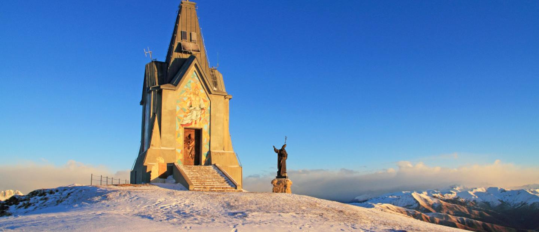 Chiesetta Al Redentore sul Monte Guglielmo