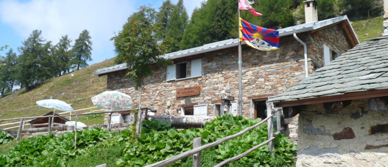 Rifugio Alpe Piazza
