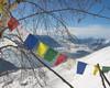 Preghiere tibetane al vento