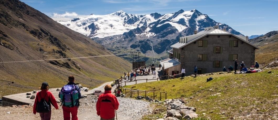 Escursionismo al rifugio Pizzini