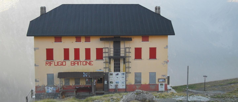 Ingresso Rifugio Baitone