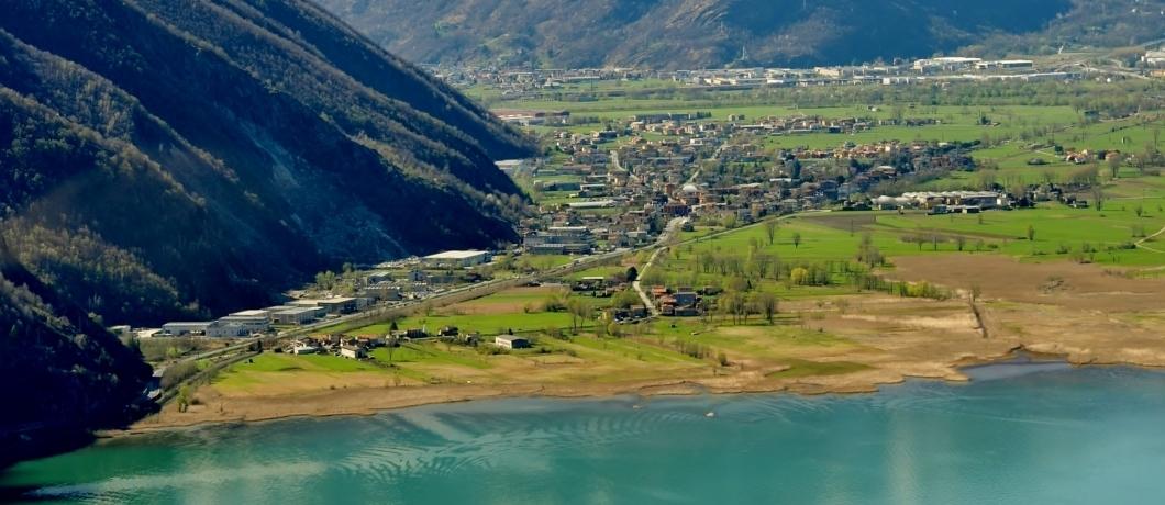 Lago di Novate Mezzola