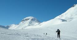 Scialpinismo al Monte Brealone