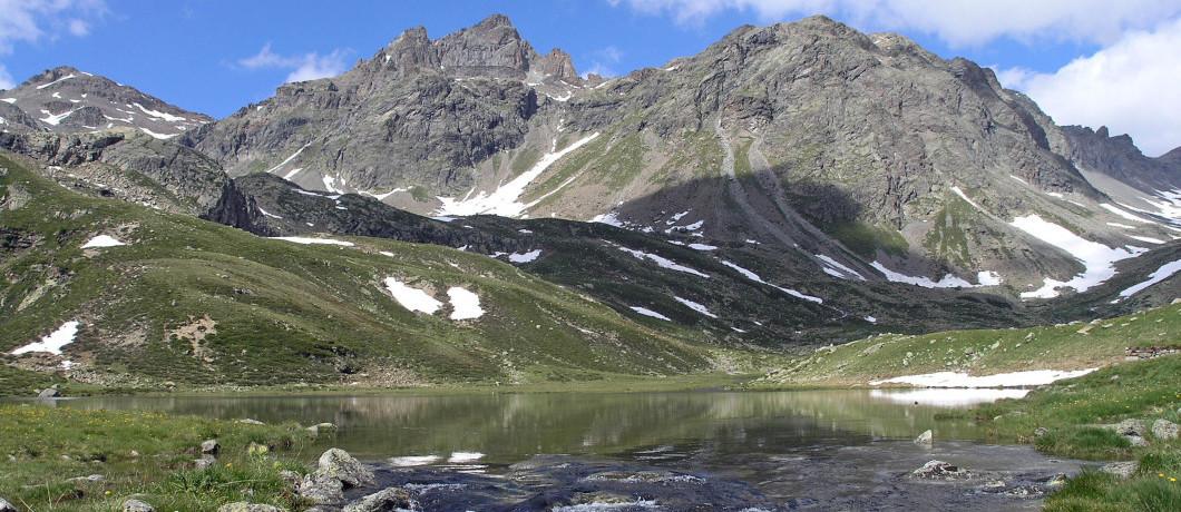 Lago dei Tres