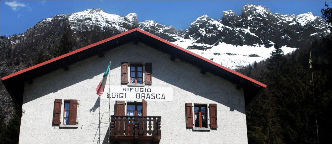 Rifugio Brasca, Alpe Coeder, Sondrio