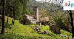 Il sacro monte di Ossuccio