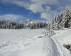 Sentiero scialpinistico