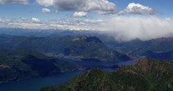 Escursioni lungo la Via dei Monti Lariani
