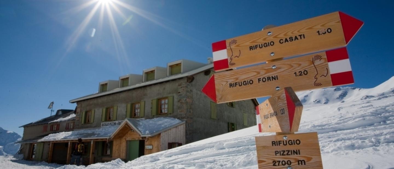 Rifugio Pizzini in val Cedec