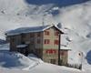 Rifugio con neve