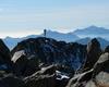Cima del monte Aga 2720m