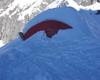 Il Bivacco Cai Macherio, nella stagione invernale sommerso dalla neve. Sempre aperto, è base d'appoggio per gli alpinisti che passano o sostano. In inverno è meta ambita degli sciatori che praticano lo sci alpinismo.