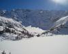 Lago d'Aviolo in inverno