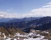 Panoramica dalla cima Piazzotti