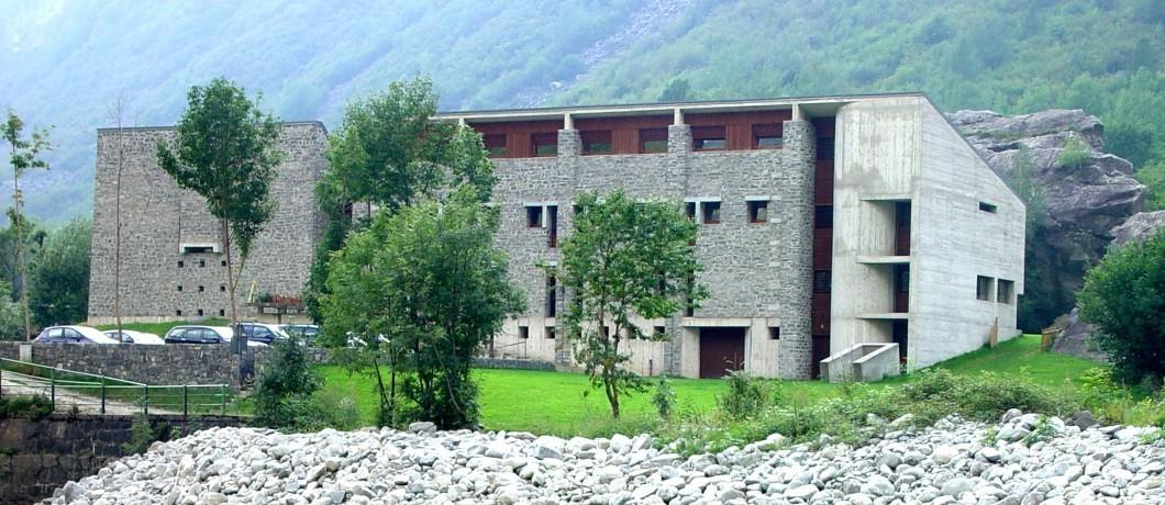 Centro della Montagna Casa delle Guide