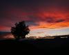 tramonti dal rifugio