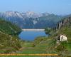 Lago Fregabolgia in estate