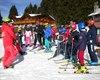 Una giornata di neve per i più piccoli: sugli sci e poi a pranzo col maestro!