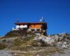 Il Rifugio Albani a Colere - Lago del Polzone webcam