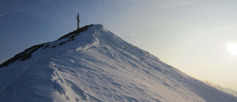 Croce sulla Cima del Monte Cornizzolo