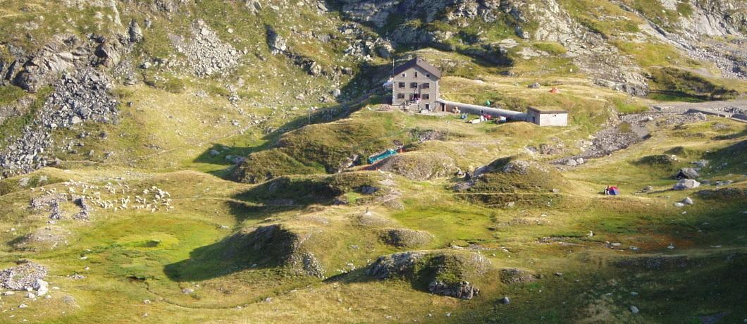 rifugio Barbellino lato sud