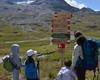 .passeggiate in famiglia al rifugio Berni