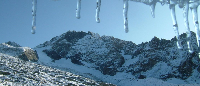 Monte Disgrazia m 3678 dal Rifugio Ponti