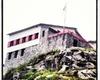 Esterno del rifugio Coca in Val Bondione