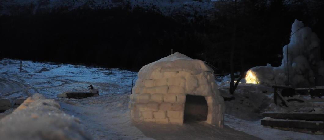 igloo rifugio de marie