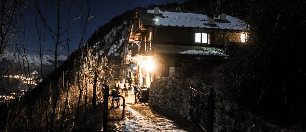 La piccola Dolomiti della Valle dei Ratti