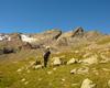 Valle Cantone di Dosdè, vedrette di Saoseo e corno del Dugurale