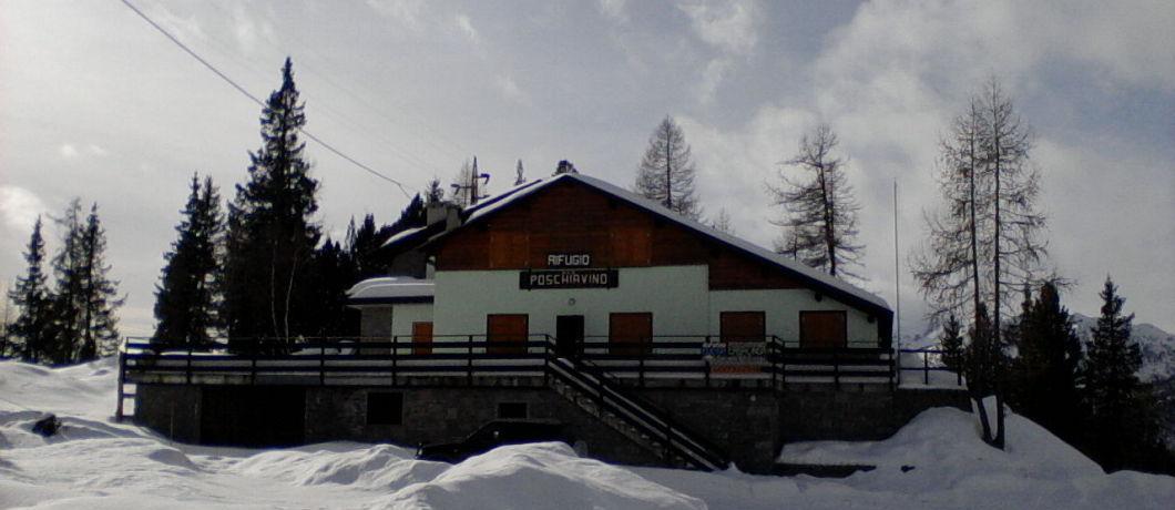 rifugio Poschiavino