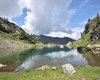 Primi giorni estivi al lago Zancone, il più bello delle Orobie, si dice.