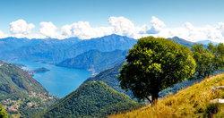Lungo i sentieri del Lago di Como
