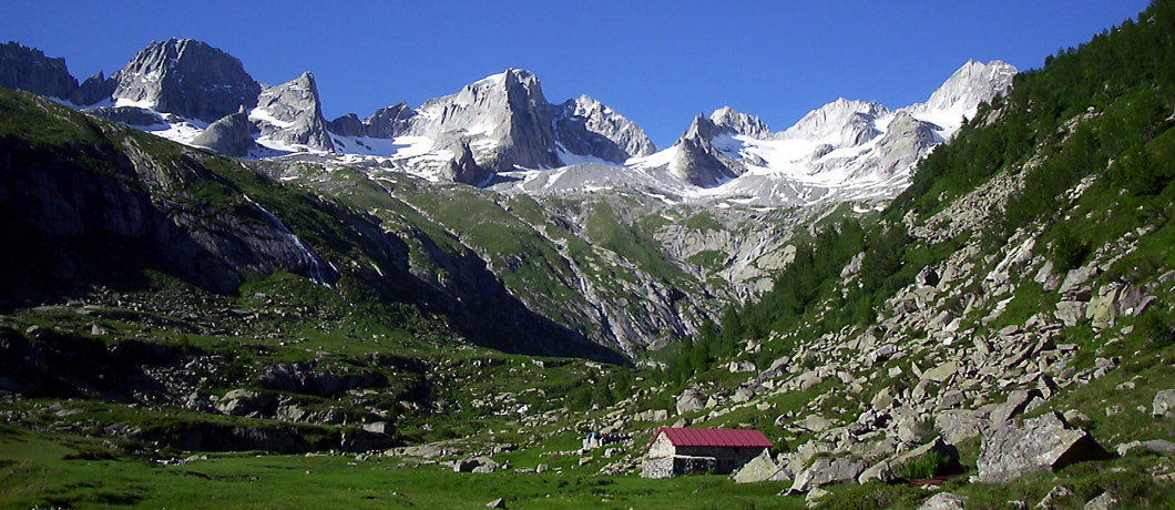 Piana della Val Porcellizzo