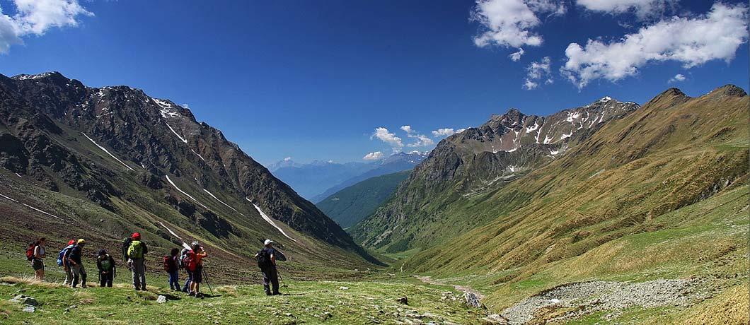conoscere le montagne bresciane rifugi di lombardia
